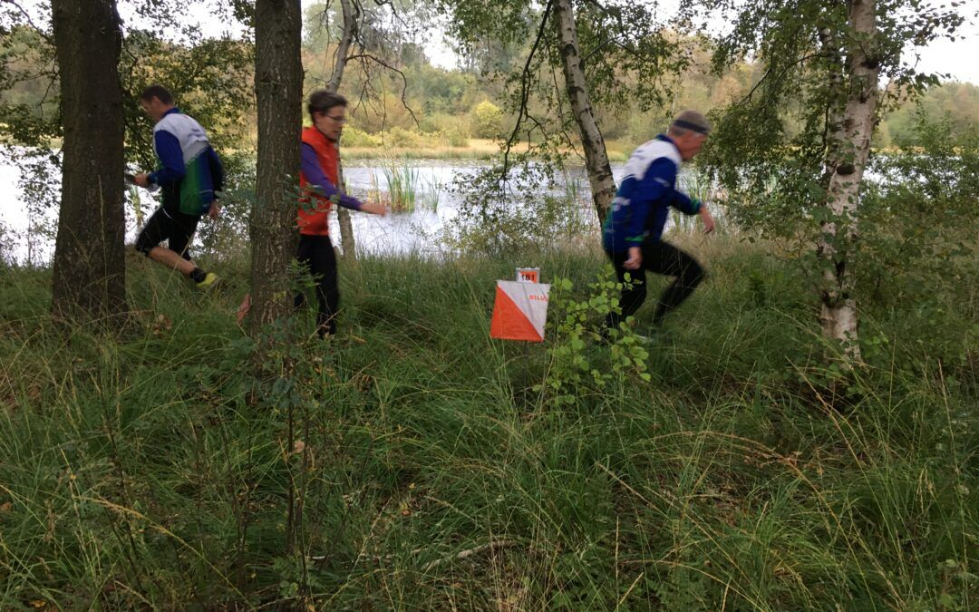 Aktiviteter i naturen med Hernings orienteringsklub
