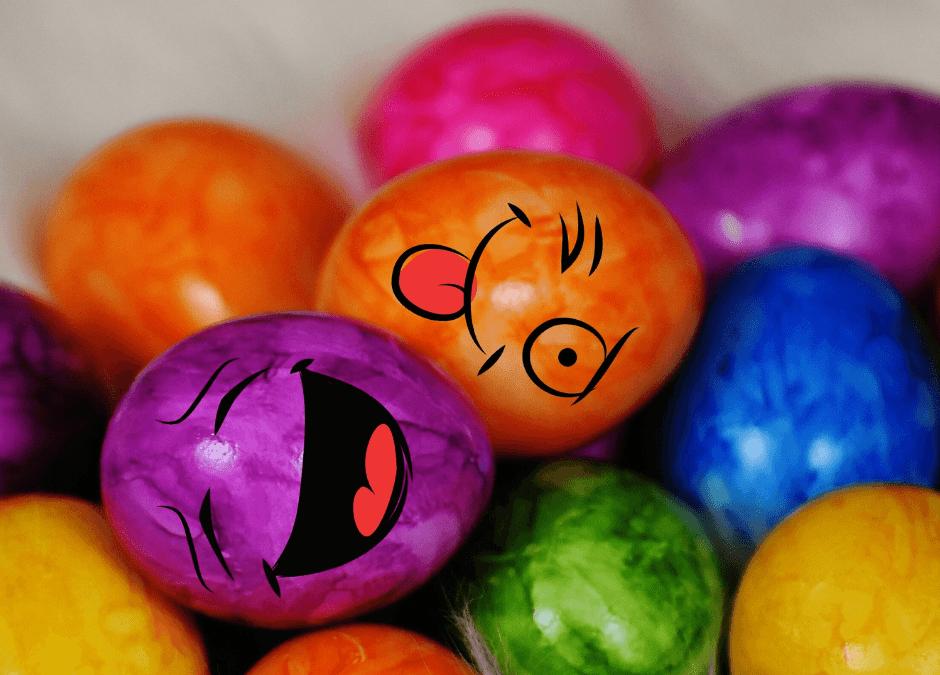 God påske til JER!