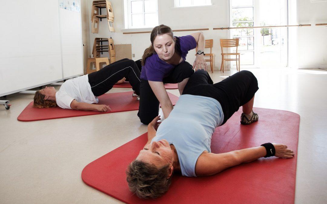 Speciel træningsprogram til dig som er ansat som dagplejer!